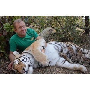 Владелец парка львов «Тайган» проведет в Москве пресс-конференцию