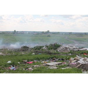 Активисты ОНФ Мордовии в ходе рейда обнаружили новые свалки в Лямбирском районе