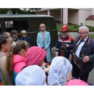 Специалисты «Мариэнерго» провели в школах республики уроки электробезопасности