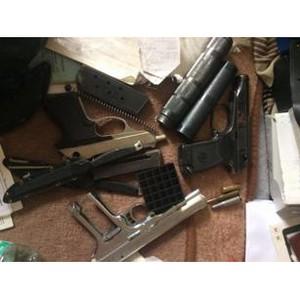 В Зеленограде полицейские задержали подозреваемого в незаконном хранении боеприпасов