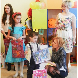Издательский дом Раджа Жаркова выступил в качестве жюри конкурса художественного чтения «Речитайка»