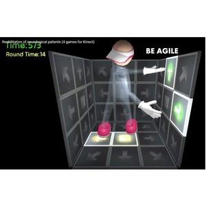 В КФУ создали реабилитационную игру для пациентов с неврологическими заболеваниями