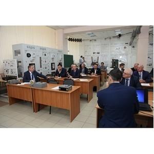 Цифровизацию электросетевого комплекса обсудили в Омске на научно-техническом совете МРСК Сибири