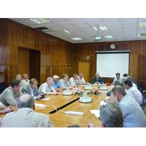 Заседание ученого совета в ФГУП ВЭИ
