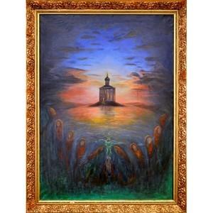 Выставка художника Никиты Ефремовцева «Русь Космическая и Русь земная»
