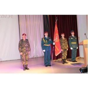 Активисты ОНФ в  Башкирии провели «Урок мужества» для школьников