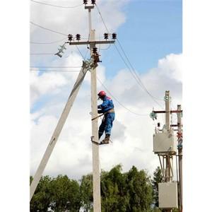Энергетики «Рязаньэнерго» продолжают работать в режиме повышенной готовности