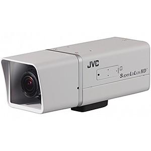 Новые мегапиксельные камеры JVC с разрешением Full HD и высокой светочувствительностью