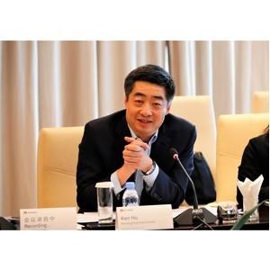 Генеральный директор Huawei провел пресс-конференцию по вопросам безопасности