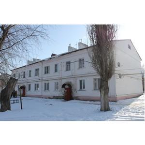Воронежские активисты ОНФ добиваются расселения трех аварийных домов в поселке Стрелица
