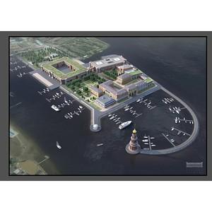 Концепция развития территории Санкт-Петербургского речного яхт-клуба профсоюзов