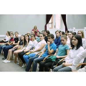 Укрепляем «Корни дружбы»