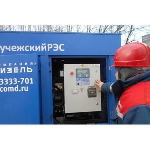 Ивэнерго отработал действия на случай возникновения нештатных ситуаций на электросетевых объектах