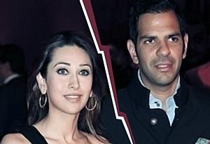 Каришма и Санджай Капуры больше не женаты