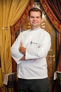 Кулинарные творения от Novikov Group на фестивале Taste