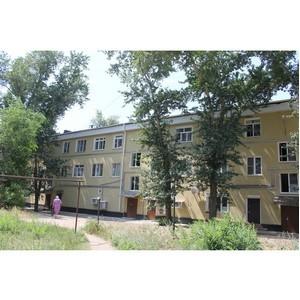 Активисты ОНФ добились устранения последствий некачественного капитального ремонта дома в Воронеже