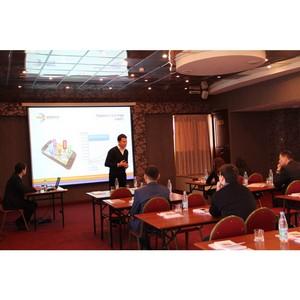 «Энфорта» провела бизнес-завтрак в Чите