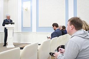 """Ильшат Гафуров: """"Деятельность университета оценивается, прежде всего, по наукометрическим показателям"""""""