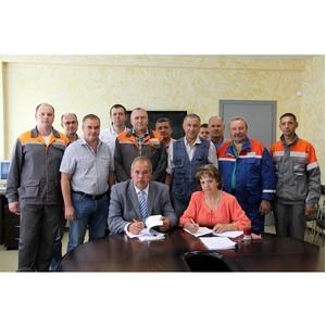 На предприятии «Липецкцемент» подписан новый коллективный договор
