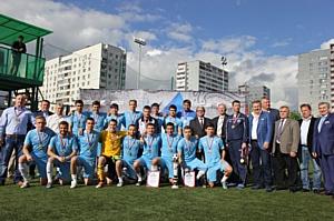 Национальная студенческая футбольная лига определила сильнейший вуз первой группы