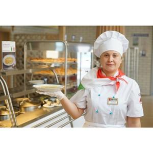«Артековский» обед превратили в гастрономическое путешествие