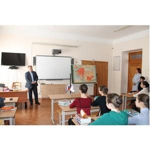 Эксперты ОНФ в Республике Башкортостан провели очередной урок по истории Отечества