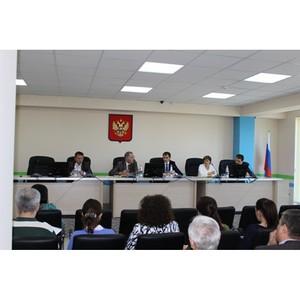 В филиале ФГБУ «ФКП Росреестра»по Ставропольскому краю проведено совещание руководящего состава