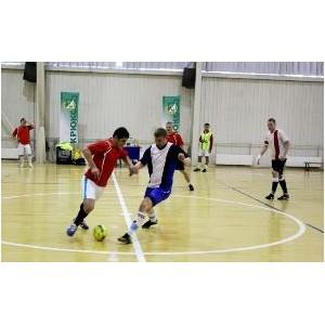 Команда УВД Зеленограда дважды стала победителем турнира по мини-футболу