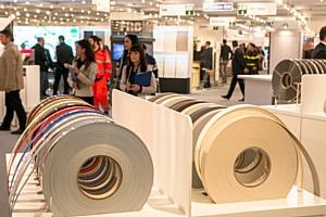 Фабрика «Zetta» на выставке Sicam 2013 в Порденоне