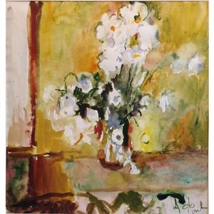 Галерея «Веллум» представляет выставку «Цветение в акварели» с 9 по 22 июня 2017 года