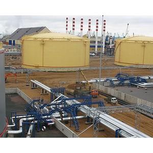 Построение системы автоматической противопожарной защиты «под ключ» на  нефтеналивном терминале