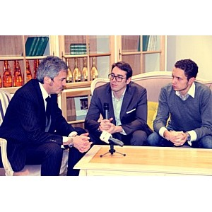 Владельцы «Berloni S.p.A» И «Tonin Casa» презентовали в Екатеринбурге новый салон мебели
