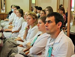Медицинский психолог Нижневартовской психоневрологической больницы провел семинар