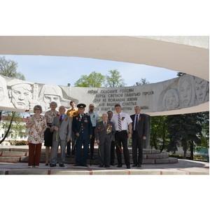 В Тамбовэнерго в канун Дня Победы провели социальные акции и памятные мероприятия