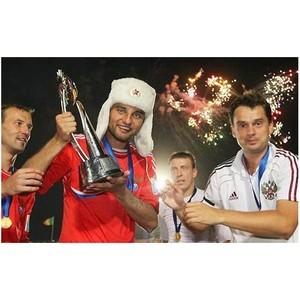 Магистр МГРИ-РГГРУ Алексей Макаров и его «Локомотив» стали чемпионами мира