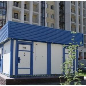 Трансформаторные подстанции нового типа устанавливают в омских дворах