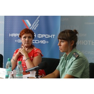 ОНФ помог потребителям финансовых услуг в Алтайском крае получить ответы на интересующие вопросы