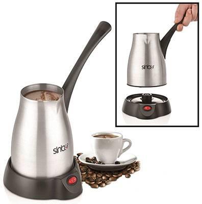 Электрическая кофеварка Sinbo SCM 2943: кофе по-турецки