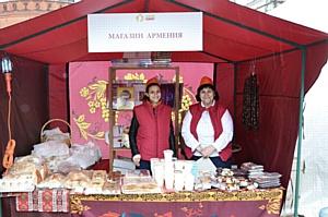 Армянские товаропроизводители представили свою продукцию в Москве
