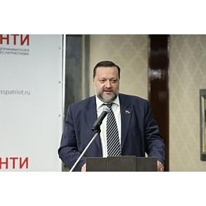 П.С. Дорохин: «Зависимость России от зарубежных поставок – прямая угроза национальной безопасности»