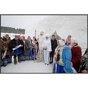 Первый юбилей горнолыжного курорта «Малиновка»
