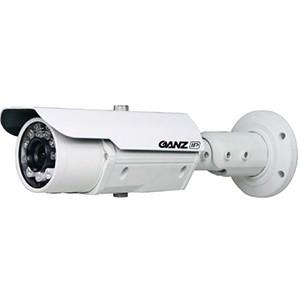 Новинка Ganz – уличная камера с ИК-подсветкой, 4 Мп и работой при -40 °С