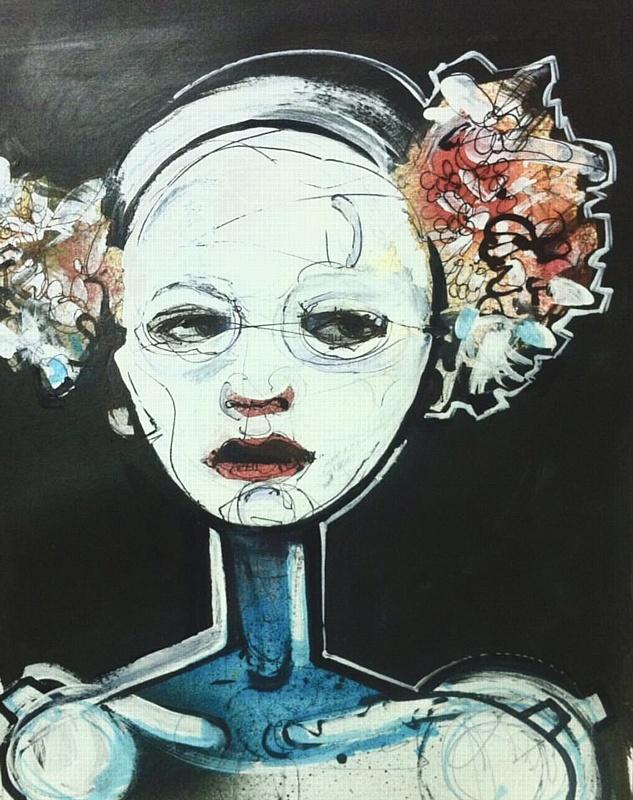 """Выставка """"El Factor"""". Впервые в Москве - современное доминиканское искусство!"""