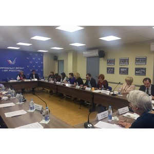 Московский ОНФ обсудил доступность объектов инфраструктуры столицы для лиц с сенсорными нарушениями