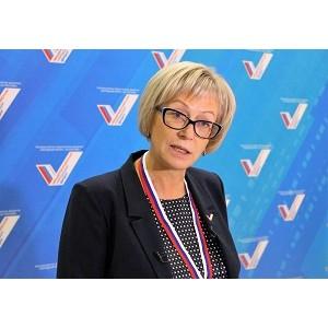 Сопредседатель оренбургского штаба ОНФ Татьяна Машковская вошла в список доверенных лиц Путина