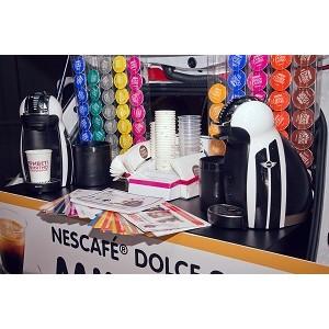 Стильное лето в М.Видео для любителей кофе от Nescafe Dolce Gusto и Mini