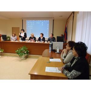 Пенсионный фонд и профсоюзы в Тамбове продолжают работу по разъяснению пенсионного законодательства