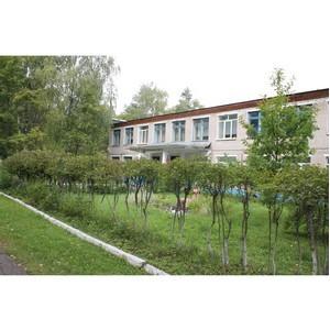 Ивановские активисты ОНФ проверили условия обучения детей из села Хозниково в новой школе