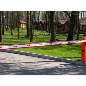 Система безопасности на туристической базе на Карельском перешейке