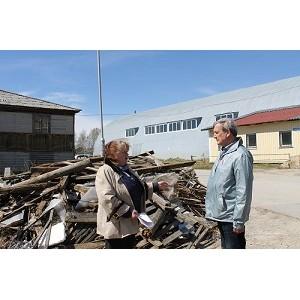 После вмешательства ОНФ в Югре дом в поселке Белый Яр будет заново отремонтирован